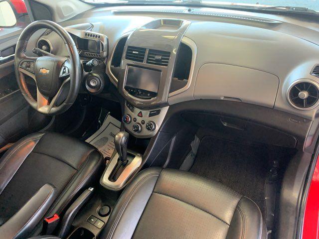 2015 Chevrolet Sonic LTZ in Rome, GA 30165