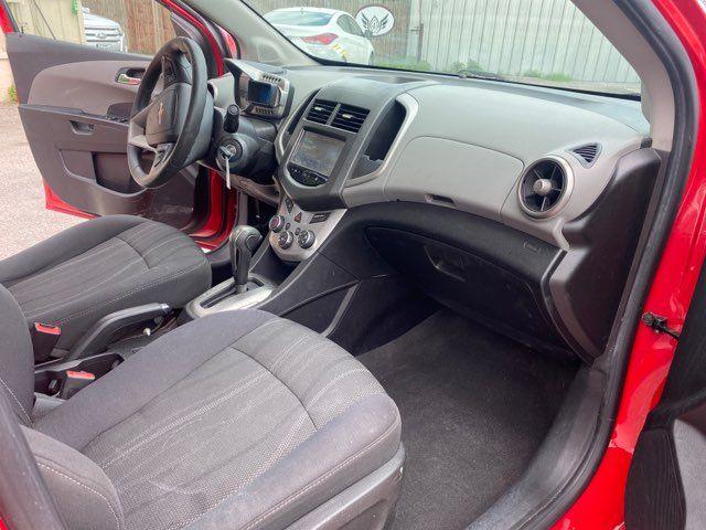 2015 Chevrolet Sonic LT in San Antonio, TX 78227