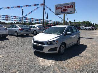 2015 Chevrolet Sonic LS in Shreveport LA, 71118