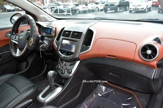 2015 Chevrolet Sonic LTZ Waterbury, Connecticut 17
