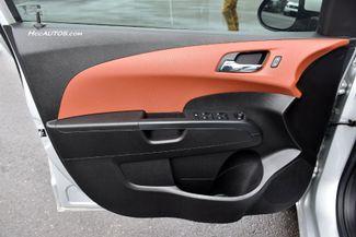2015 Chevrolet Sonic LTZ Waterbury, Connecticut 21