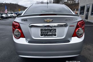 2015 Chevrolet Sonic LTZ Waterbury, Connecticut 5