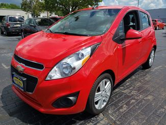2015 Chevrolet Spark LS | Champaign, Illinois | The Auto Mall of Champaign in Champaign Illinois
