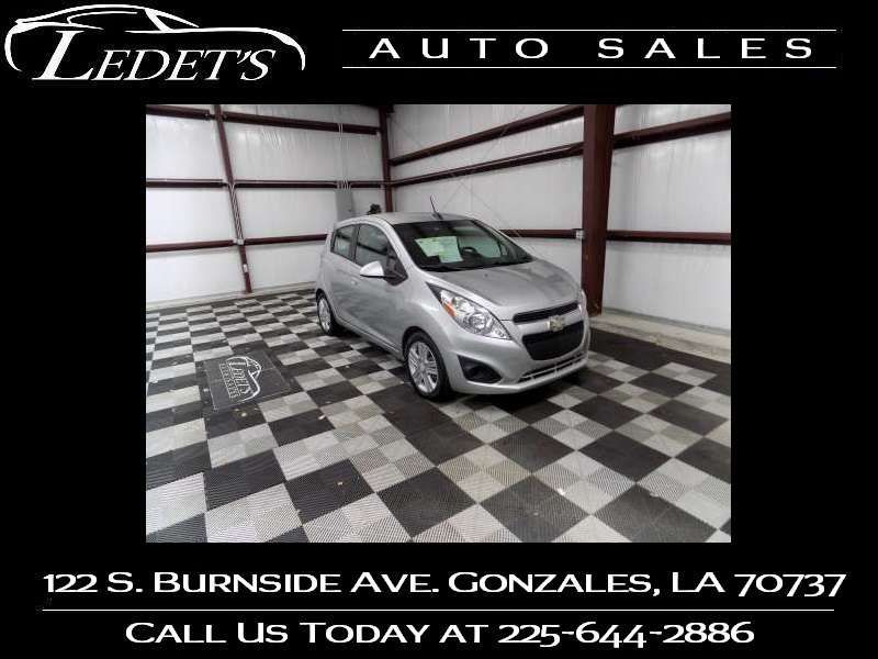2015 Chevrolet Spark LT - Ledet's Auto Sales Gonzales_state_zip in Gonzales Louisiana