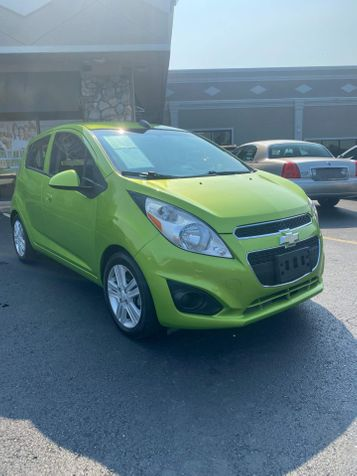 2015 Chevrolet Spark LS | Hot Springs, AR | Central Auto Sales in Hot Springs, AR