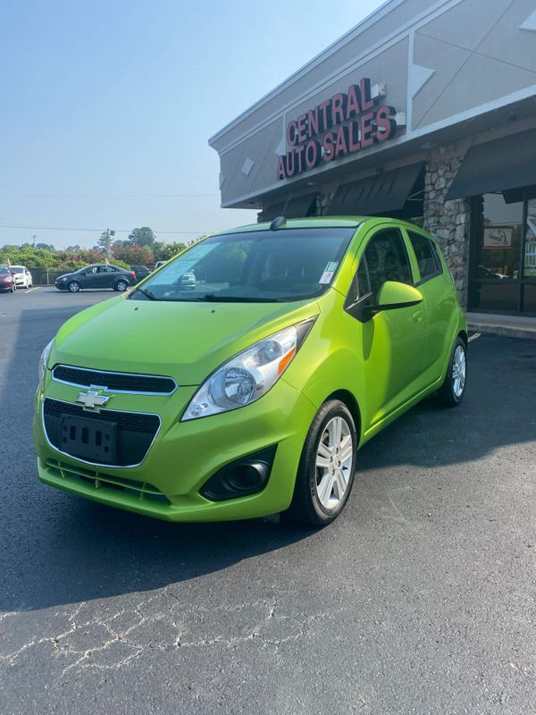 2015 Chevrolet Spark LS | Hot Springs, AR | Central Auto Sales in Hot Springs AR