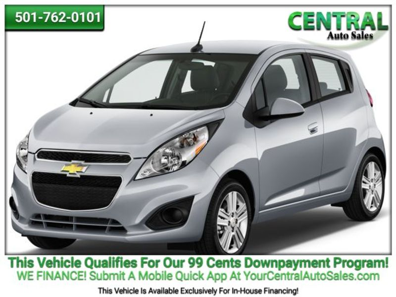 2015 Chevrolet Spark LT | Hot Springs, AR | Central Auto Sales in Hot Springs AR