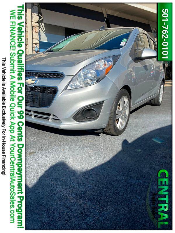 2015 Chevrolet Spark LT | Hot Springs, AR | Central Auto Sales in Hot Springs AR