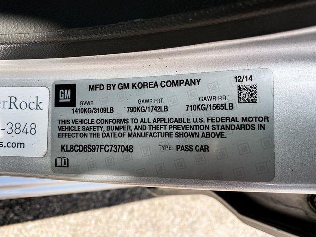 2015 Chevrolet Spark LT Madison, NC 30
