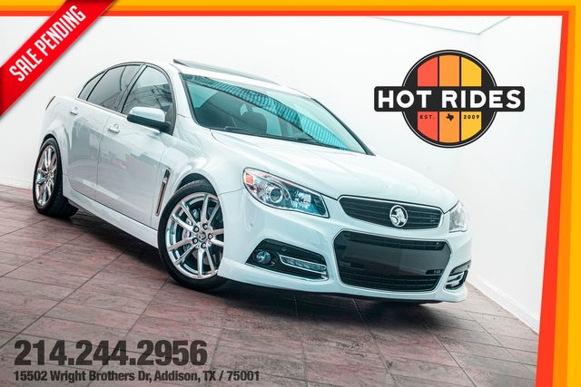 2015 Chevrolet SS Sedan 6-Speed Manual w/ Upgrades