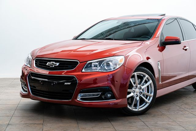 2015 Chevrolet SS Sedan With Upgrades in Addison, TX 75001
