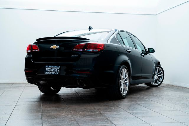 2015 Chevrolet SS Sedan in Regal Peacock Green 1 of 32 Made in Addison, TX 75001