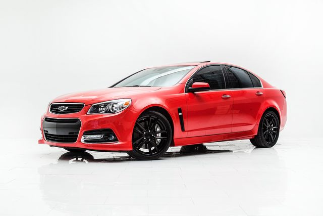 2015 Chevrolet SS Sedan Supercharged 6-Speed in , TX 75006