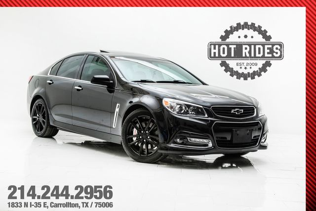 2015 Chevrolet SS Sedan Cammed With Many Upgrades in Carrollton, TX 75006