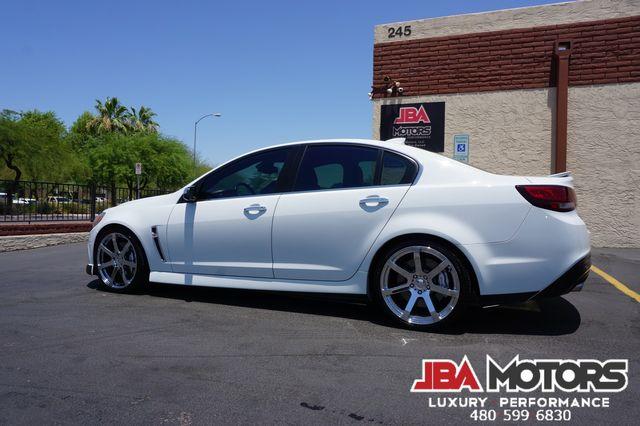 2015 Chevrolet SS Sedan LSA Supercharged V8 ~ Custom Stereo ~ Holden in Mesa, AZ 85202