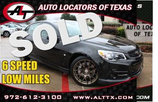 2015 Chevrolet SS Sedan  | Plano, TX | Consign My Vehicle in  TX