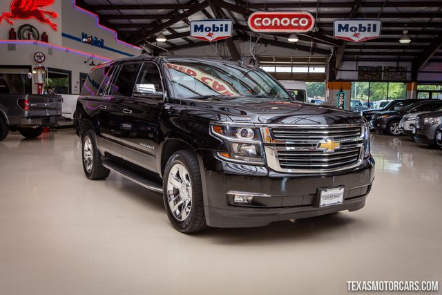2015 Chevrolet Suburban LTZ in Addison Texas, 75001
