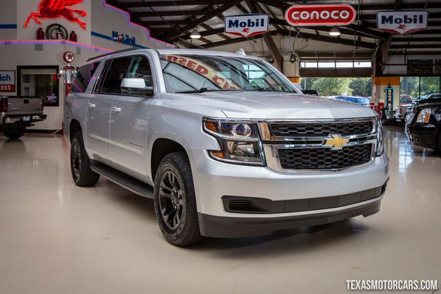 2015 Chevrolet Suburban LT in Addison Texas, 75001