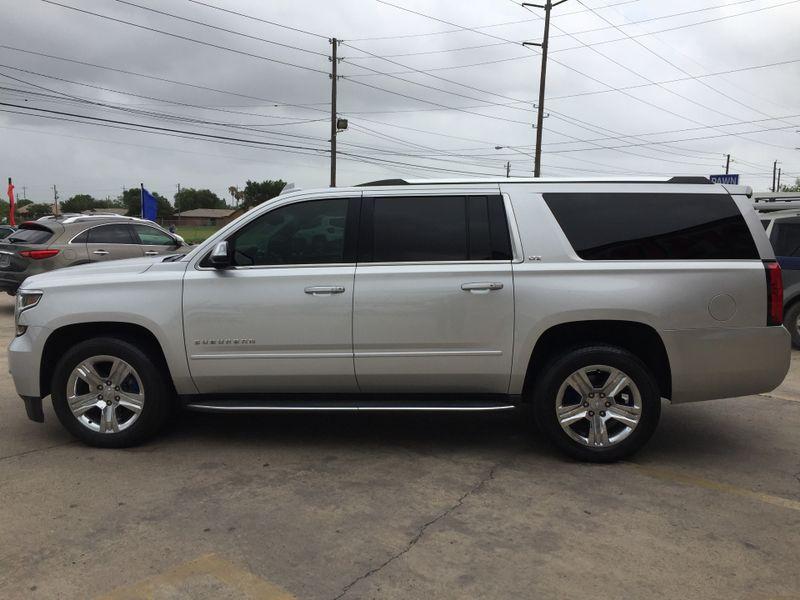 2015 Chevrolet Suburban LTZ  Brownsville TX  English Motors  in Brownsville, TX