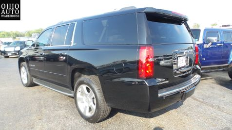 2015 Chevrolet Suburban LTZ 4x4 Navi Sunroof 3rd Row We Finance | Canton, Ohio | Ohio Auto Warehouse LLC in Canton, Ohio