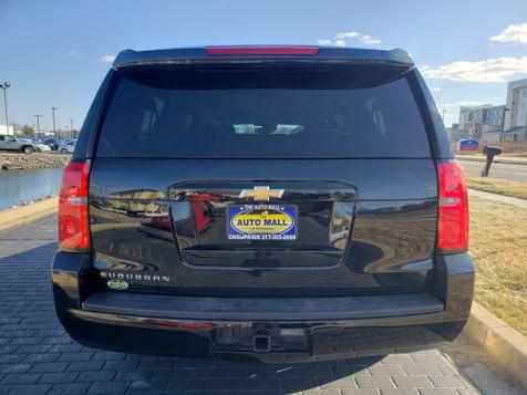 2015 Chevrolet Suburban LT | Champaign, Illinois | The Auto Mall of Champaign in Champaign, Illinois