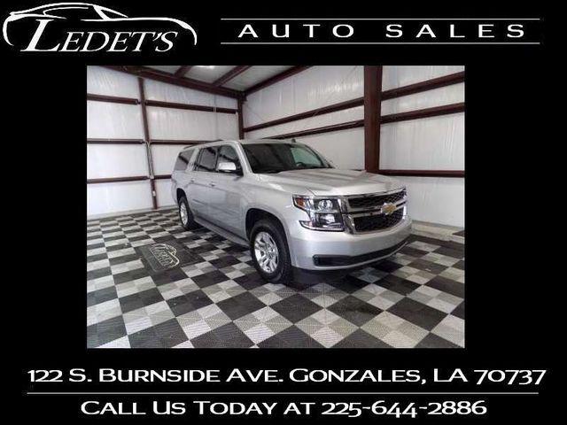 2015 Chevrolet Suburban LT - Ledet's Auto Sales Gonzales_state_zip in Gonzales