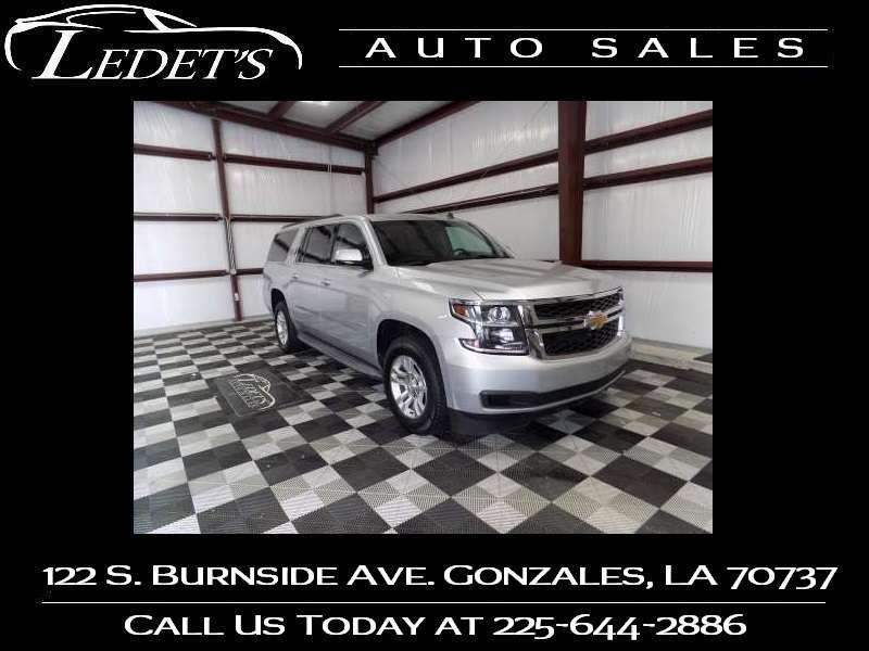 2015 Chevrolet Suburban LT - Ledet's Auto Sales Gonzales_state_zip in Gonzales Louisiana