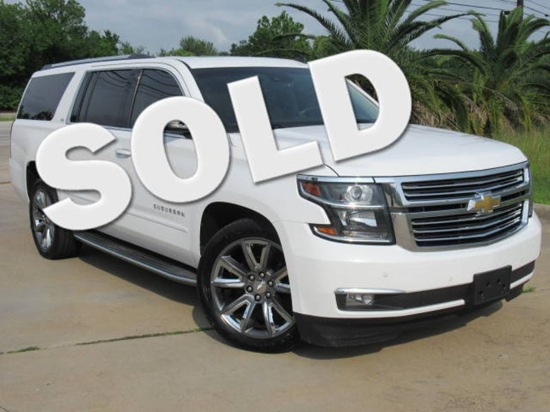 2015 Chevrolet Suburban LTZ | Houston, TX | American Auto Centers in Houston TX