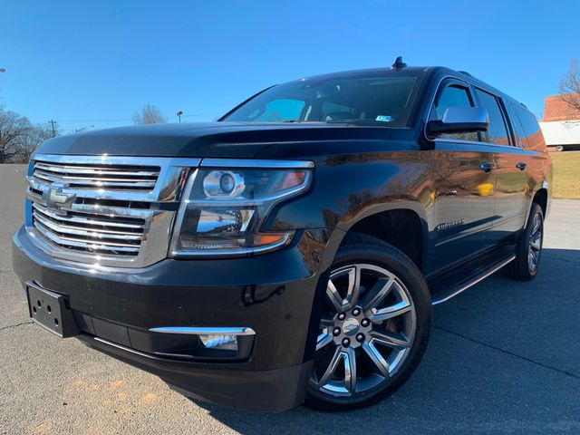 2015 Chevrolet Suburban LTZ in Leesburg, Virginia 20175