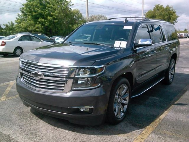 2015 Chevrolet Suburban LTZ LINDON, UT