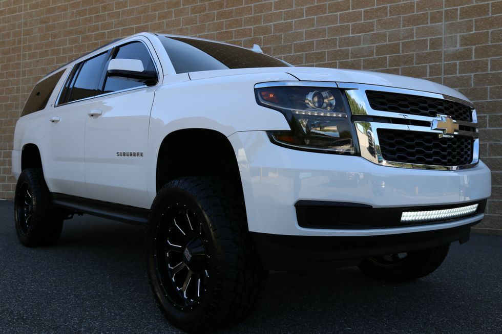 Lifted Suburban For Sale >> 2015 Chevrolet Suburban Lt Lifted 42k Original Miles 1 Owner 4x4 Suv