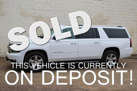 2015 Chevrolet Suburban LTZ 4WD w/3rd Row, Navigation, Backup Cam, Heated/Cooled Seats, BOSE Audio & Tow Pkg in Eau Claire