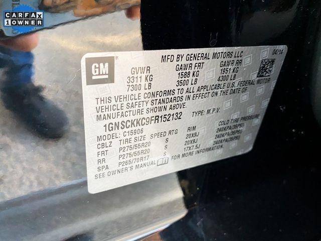2015 Chevrolet Suburban LTZ Madison, NC 50
