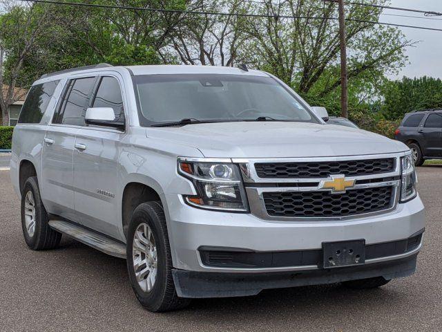 2015 Chevrolet Suburban LT in Marble Falls, TX 78654