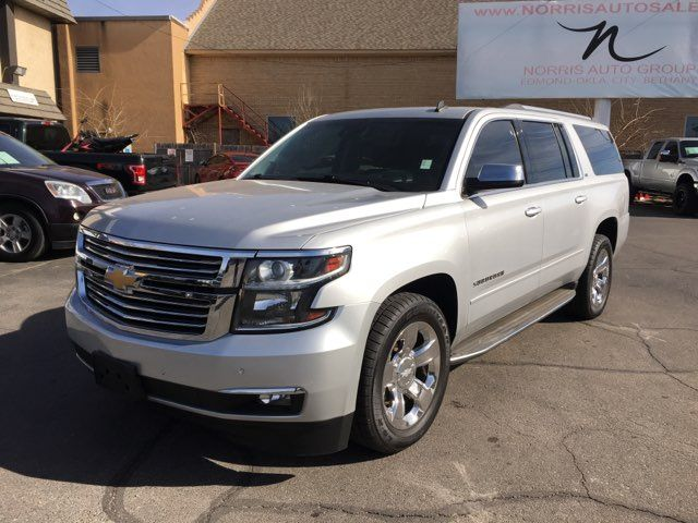 2015 Chevrolet Suburban LTZ LOCATED AT 39TH SHOWROOM! 405-792-2244 in Oklahoma City OK