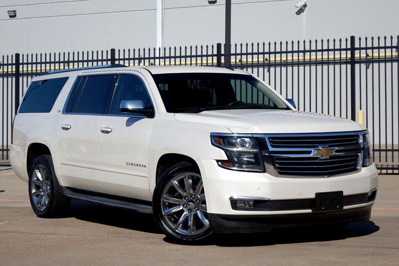 2015 Chevrolet Suburban LTZ*Nav*DVD*BU Cam*EZ Finance**   Plano, TX   Carrick's Autos in Plano TX