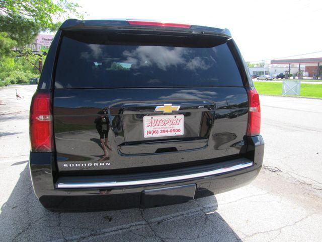 2015 Chevrolet Suburban LTZ 4X4 St. Louis, Missouri 2