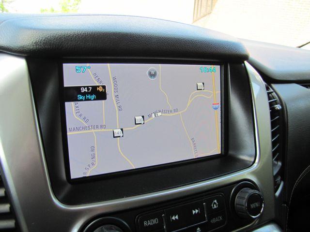 2015 Chevrolet Suburban LTZ 4X4 St. Louis, Missouri 7