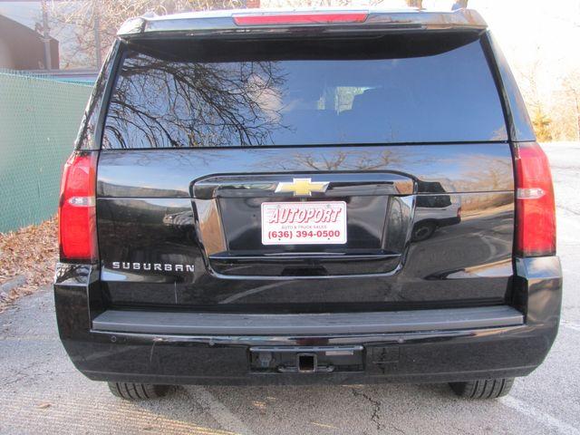 2015 Chevrolet Suburban LT St. Louis, Missouri 3
