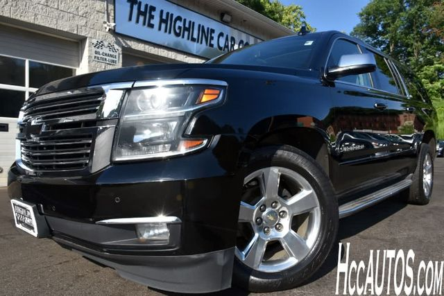 2015 Chevrolet Suburban LTZ Waterbury, Connecticut