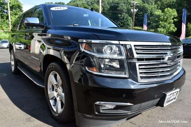 2015 Chevrolet Suburban LTZ Waterbury, Connecticut 10