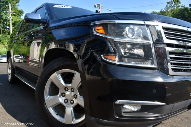 2015 Chevrolet Suburban LTZ Waterbury, Connecticut 13