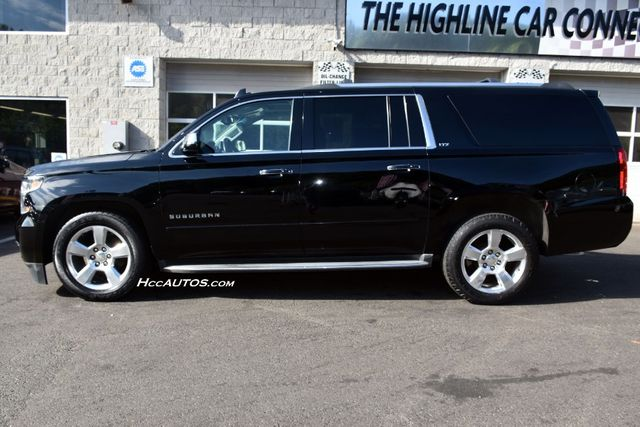 2015 Chevrolet Suburban LTZ Waterbury, Connecticut 5