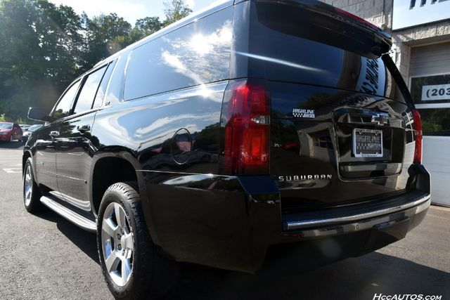 2015 Chevrolet Suburban LTZ Waterbury, Connecticut 6