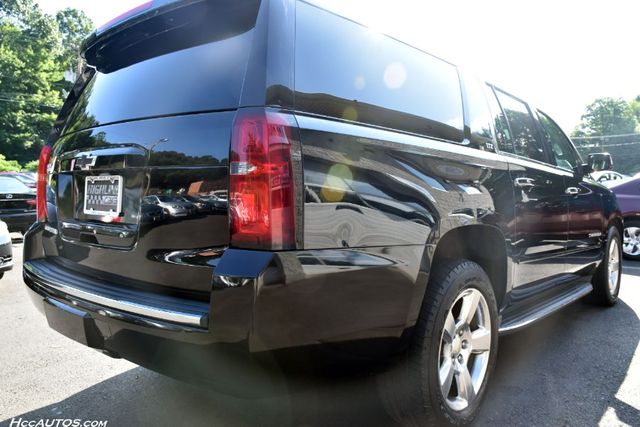 2015 Chevrolet Suburban LTZ Waterbury, Connecticut 8