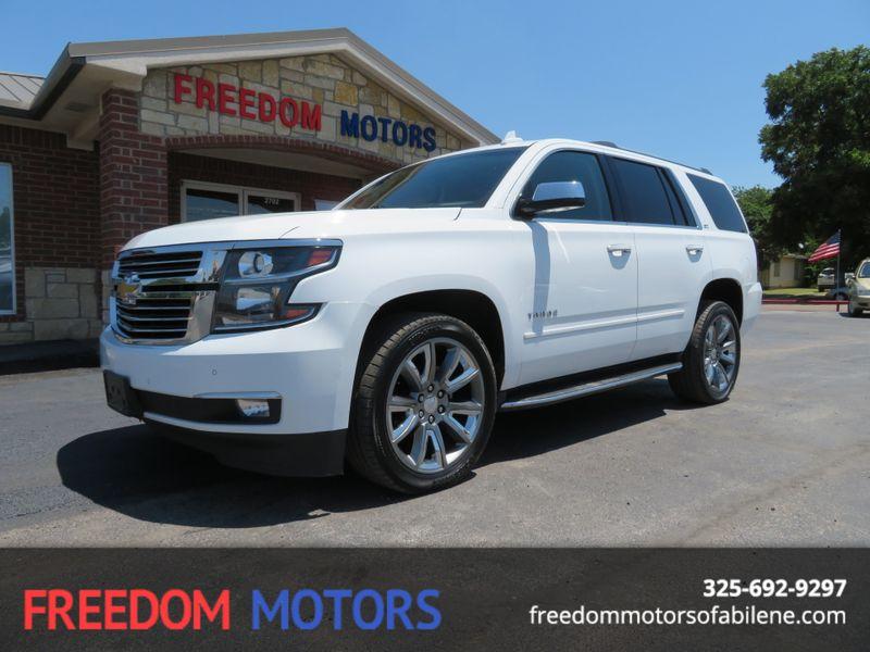 2015 Chevrolet Tahoe LTZ 4x4 | Abilene, Texas | Freedom Motors  in Abilene Texas