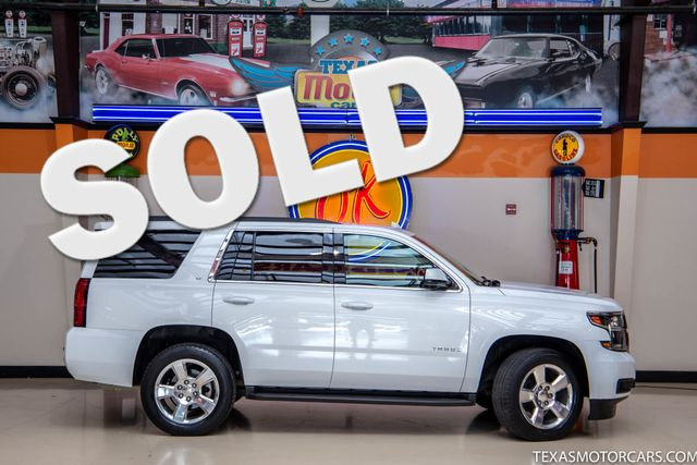 2015 Chevrolet Tahoe LT in Addison, Texas 75001