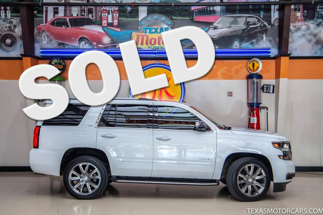 2015 Chevrolet Tahoe LTZ in Addison, Texas 75001