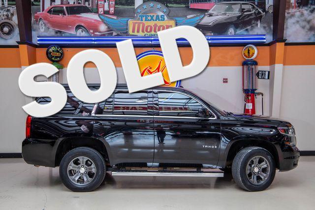 2015 Chevrolet Tahoe LT 4x4