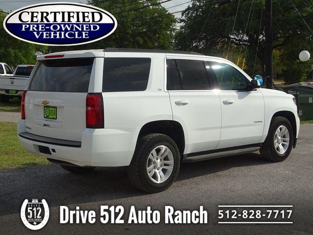 2015 Chevrolet Tahoe LS in Austin, TX 78745